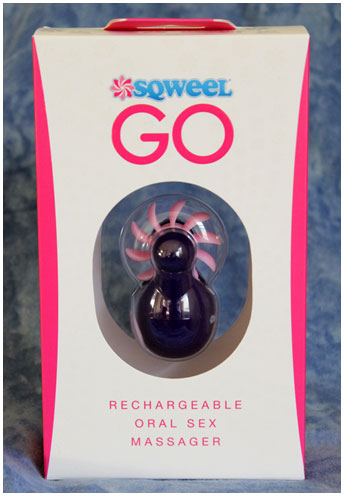 le packaging du Sqweel Go
