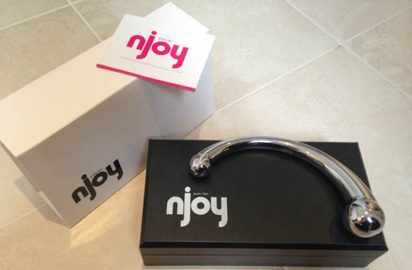Le coffret du Njoy Pure